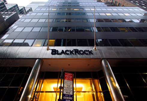 New York headquarters of BlackRock, the giant asset manager. (Photo: AP)
