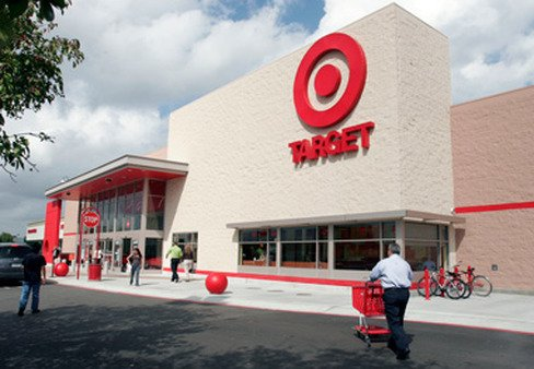 Target store in Houston. Freestanding retail REITs delivered a 16.37% total return in January and February.