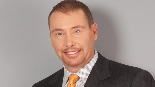 DoubleLine CEO Jeffrey Gundlach shared his outlook on stocks, China and other topics.