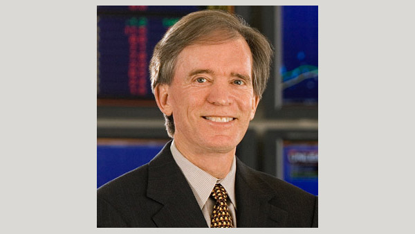 Bill Gross, PIMCO co-founder; manager, Total Return Fund.