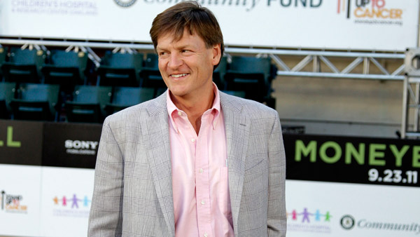 Michael Lewis, ex-Salomon Bros. bond salesman; bestselling author. (Photo: AP)