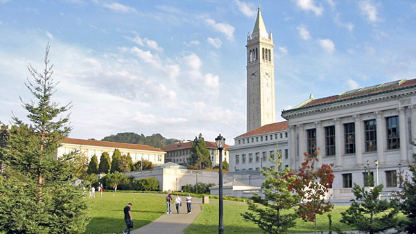Memorial Glade at the UC Berkeley campus. (Photo: Wikimedia Commons)