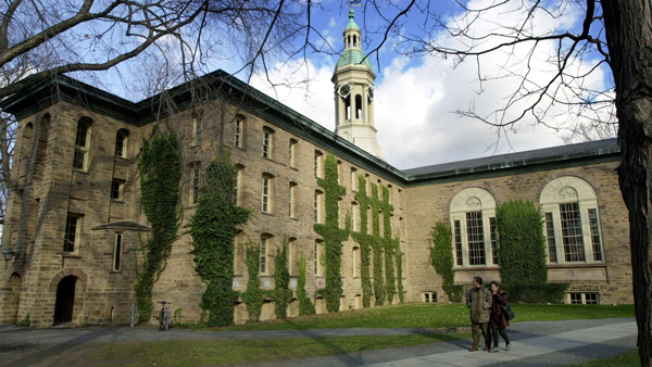 Princeton University Campus (Photo: AP)