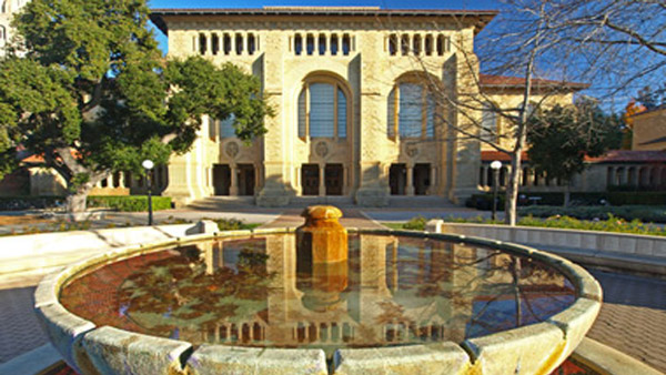 Stanford library.