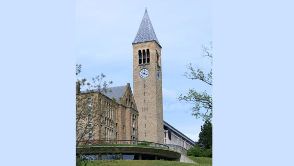 Cornell University in Ithaca, NY.
