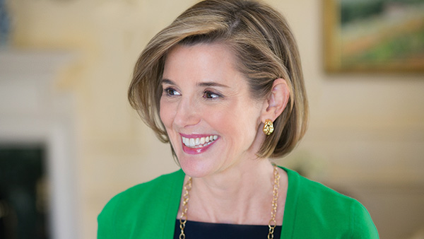 Sallie Krawcheck, Business Leader, 85 Broads