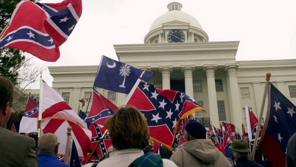 Montgomery, Alabama State Capitol. (Photo: AP)