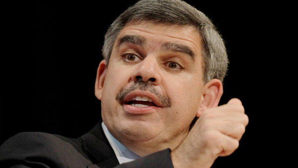 Mohamed El-Erian, chief economic advisor, Allianz. (Photo: AP)