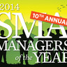 The Short List Revealed for the 10th Annual SMA Managers of the Year