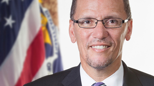 Thomas Perez, Labor Secretary, Department of Labor