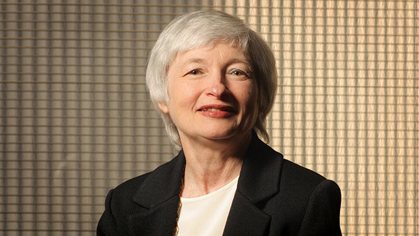 Janet Yellen, Chair, Federal Reserve