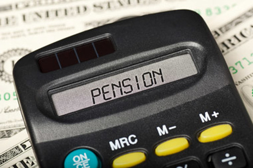 Meager stock market gains didn't offset pension liabiliy increases in April, Mercer found.