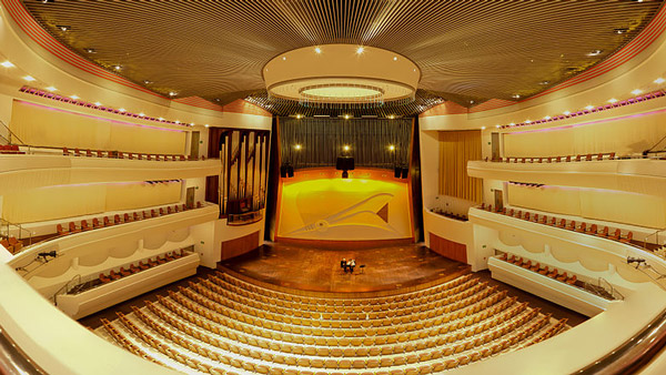 The Performing Arts Center at California Poly. (Photo: Wikimedia Commons)
