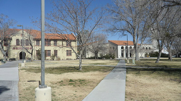 The campus of New Mexico Institute of Mining and Technology. (Photo: Wikimedia Commons)