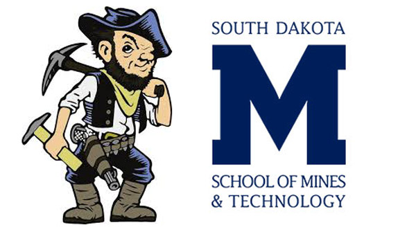 South Dakota School of Mines & Technology mascot.