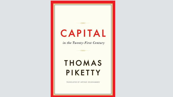 "Thomas Piketty suggests making taxes high enough on the wealthy ""to put an end to such incomes."""