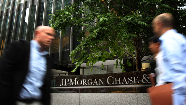 JPMorgan's New York headquarters. (Photo: AP)
