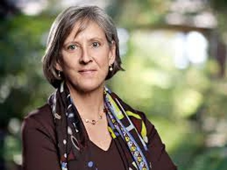 "Mary Meeker, known as ""Queen of the Net,"" works at the venture-capital firm Kleiner Perkins Caufield & Byers."