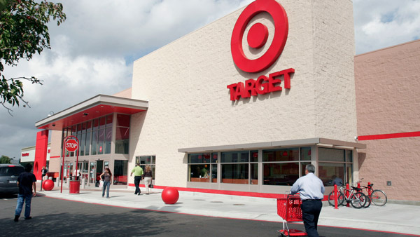 Target store in Houston. (Photo: AP)