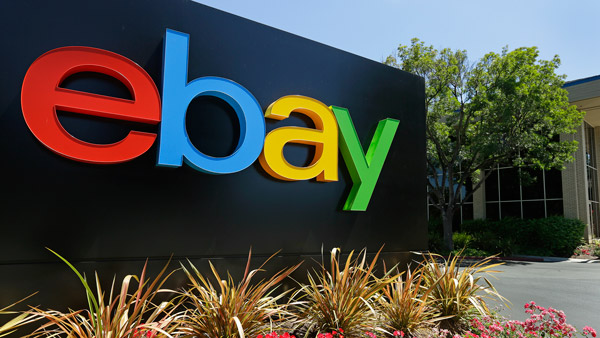 eBay headquarters in San Jose, Calif. (Photo: AP)