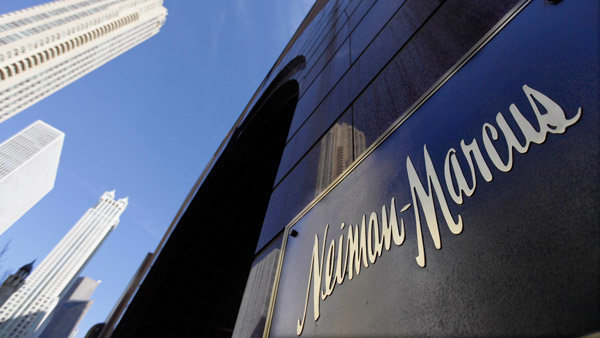 Neiman Marcus on Michigan Avenue in Chicago. (Photo: AP)