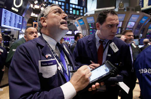 We know not the day nor the hour, but another stock market crash will come. (Photo: AP)