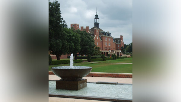 Oklahoma State University, Student Union Building.  (Photo: Wikimedia Commons)