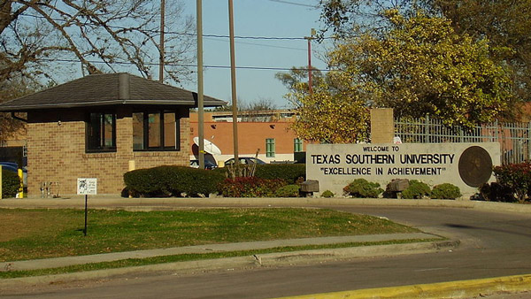 Texas Southern University in Houston. (Photo: Wikimedia Commons)