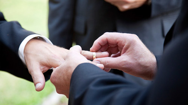 Less than a third of same-sex married couples reviewed their financial plans after the wedding.