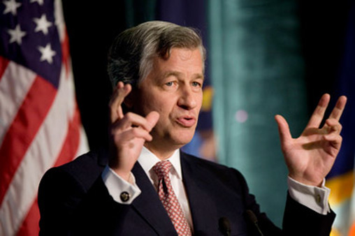 "Analyst say there's a ""Jamie premium"" built into JPMorgan's stock. (Photo: AP)"