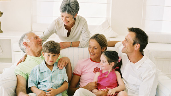 Nearly a quarter of grandparents in the survey plan to leave money directly to their grandchildren.