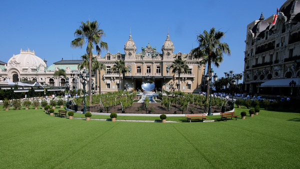 Monte Carlo Casino in Monaco. (Photo: AP)