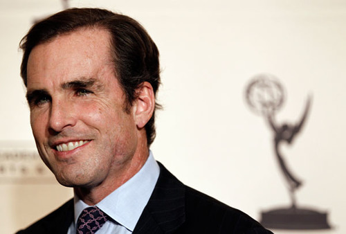 Bob Woodruff spent 36 days in a semi-coma after an explosion while he was reporting in Iraq. (Photo: AP)