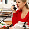 IRS Warns on Phone Scams as Its Contractors Put Taypayer Info at Risk