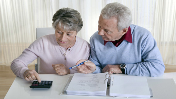 Seniors are a ripe target for financial abuse.