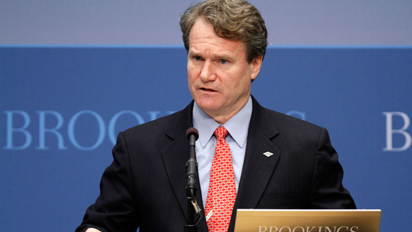 CEO Brian Moynihan of Bank of America. (Photo: AP)