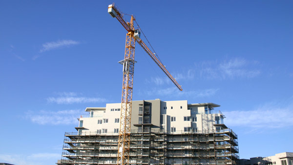 A real estate construction boom can mean overbuilding. (Photo: AP)