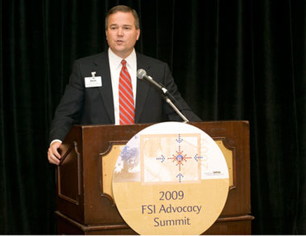 FSI CEO Dale Brown.