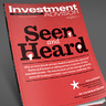 Get the Word Out to Get Women In; Blending Active and Passive Strategies: October Investment Advisor Features—Slideshow
