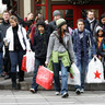 Holiday Shopping Puts Hole in Americans' Pockets