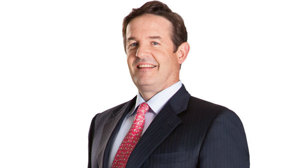 Putnam Investments' head of global marketing, Mark McKenna.