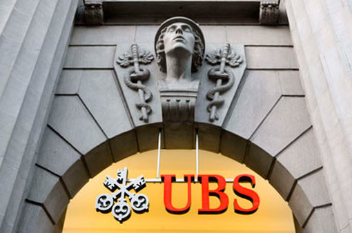 Yearly revenue at UBS per advisor up from second quarter, year-over-year. (Photo: AP)