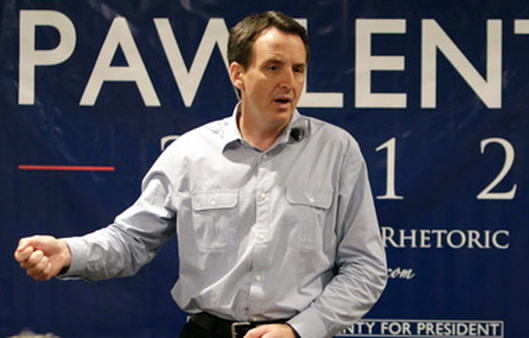 Tim Pawlenty on the presidential campaign trail. (Photo: AP)