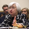 Fed to Stay 'Patient'on Rates; Stocks Move Down