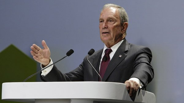 Michael Bloomberg, former New York City Mayor. (Photo: AP)