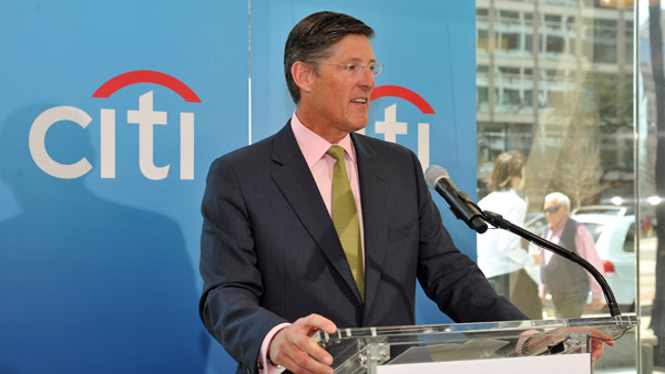 Michael Corbat, CEO of Citigroup. (Photo: AP)