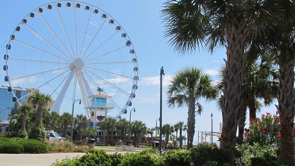 Myrtle Beach Boardwalk. (Photo: AP)