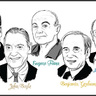 Five to Honor: Investing Pioneers—The 2015 IA 35 for 35