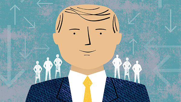 To grow in this industry may require the hopeful view of youth, not the jaundiced perspective of experience. (Illustration: Michael Austin/The Ispot.com)