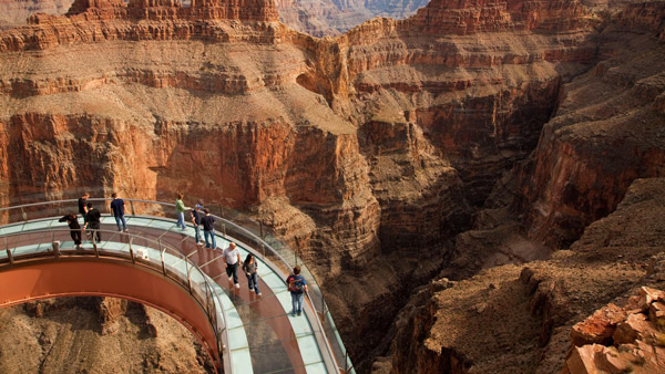 Grand Canyon in Arizona. (Photo: AP)